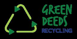 Green Deeds Recycling Logo
